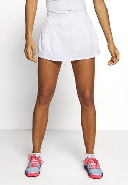 ASICS - TENNIS SKORT - Urheiluhame - brilliant white