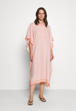 By Malina - MOLLIE KAFTAN - Blousejurk - peach blush