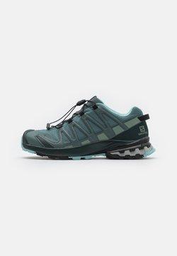 Salomon - XA PRO 3D V8 GTX - Zapatillas de trail running - balsam green/green gables/pastel turquoise