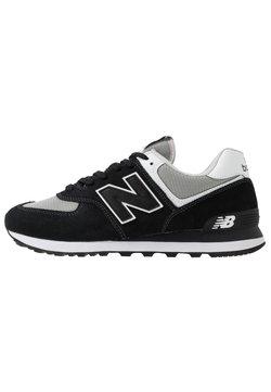 New Balance - ML574 - Sneakersy niskie - black/white