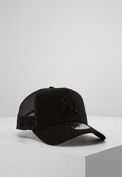 New Era - CLEAN TRUCKER - Lippalakki - black