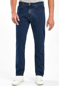 Next - Jeans Straight Leg - royal blue