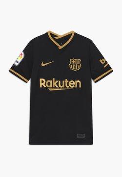 Nike Performance - FC BARCELONA - Equipación de clubes - black/metallic gold