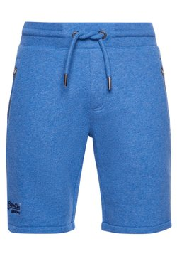 Superdry - Shorts - bright blue grit