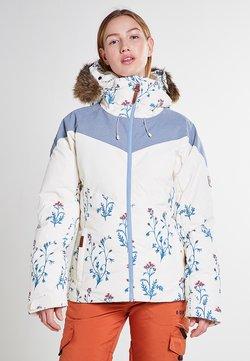 Billabong - DAYTIME PUFFER  - Ski jas - white floral