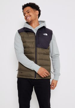 The North Face - ACONCAGUA VEST - Liivi - black / new taupe green