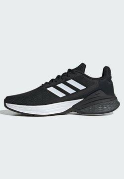 adidas Performance - RESPONSE SR - Chaussures de running stables - black