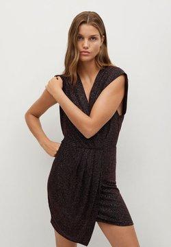 Mango - BRILLI7 - Cocktailkleid/festliches Kleid - rouge