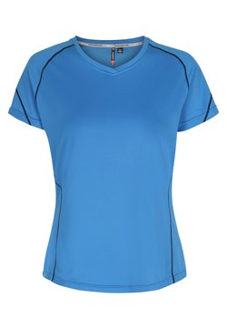 Newline - BASE COOLSKIN TEE - T-shirt con stampa - blue