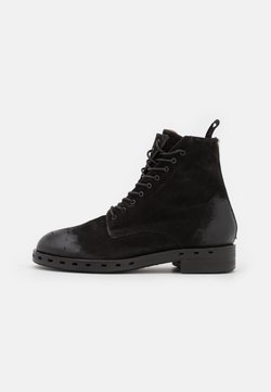 A.S.98 - IRA - Lace-up ankle boots - nero