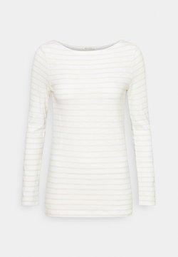 Marc O'Polo - LONG SLEEVE - Langarmshirt - multicolor/paper white