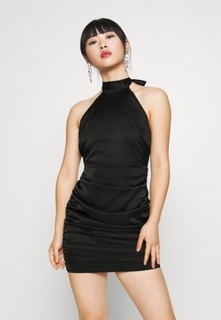 Missguided Petite - Vestito elegante - black