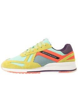 Scotch & Soda - VIVEX  - Trainers - yellow/multicolor