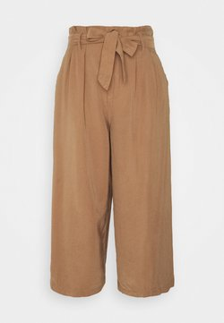 ONLY - ONLAMINTA ARIS LIFE CULOT - Shorts - toasted coconut