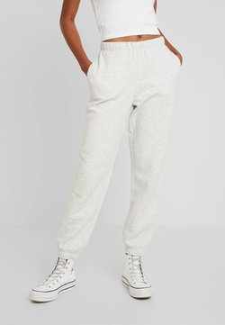 Gina Tricot - BASIC - Jogginghose - light grey melange