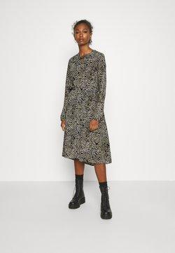 ONLY - ONLNOVA LUX MIRANDA DRESS - Blusenkleid - kalamata