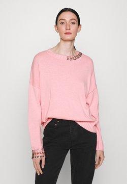 Pinko - FALERNO - Sweter - rosa