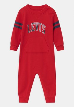 Levi's® - COLLEGIATE COVERALL UNISEX - Combinaison - super red
