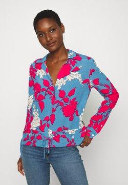 Calvin Klein - Hemdbluse - light blue/pink