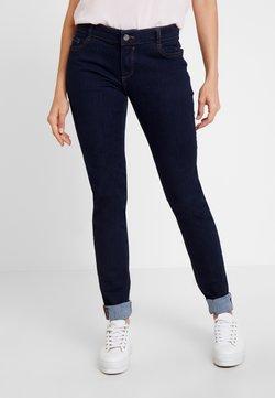 s.Oliver - SHAPE - Slim fit jeans - blue denim