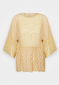 CLOSED - LENI - Tunic - strong mustard