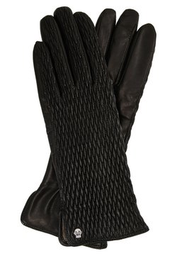 Roeckl - CHIC RUFFLE - Fingervantar - black