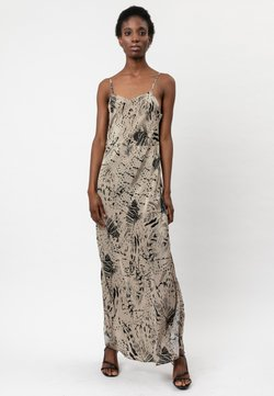 Religion - ROOTS  - Maxikleid - taupe
