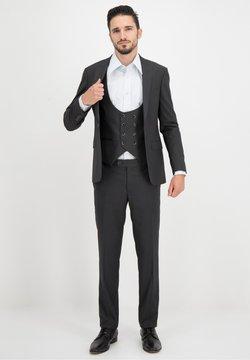 Prestije - DREITEILER - Costume - schwarz