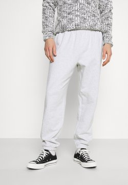 GAP - FRENCH TERRY JOGGER - Jogginghose - white heather