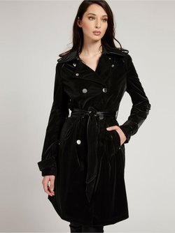 Guess - Trench - schwarz