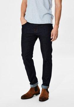 Selected Homme - Slim fit jeans - dark blue