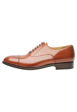 SHOEPASSION - NO. 545 - Business-Schnürer - red/brown