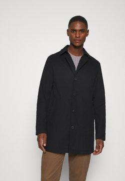 Selected Homme - SLHNEW TIMES COAT  - Krótki płaszcz - black