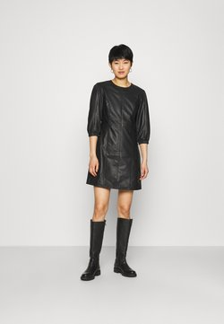 Deadwood - UFFIE DRESS - Robe d'été - black