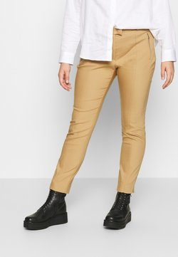 More & More - TROUSER - Chinot - soft caramel