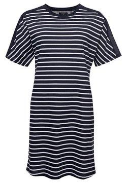 Superdry - Jerseykleid - eclipse navy stripe