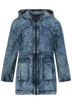 Ulla Popken - Manteau court - mattes jeansblau