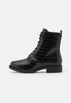 s.Oliver BLACK LABEL - Veterboots - black
