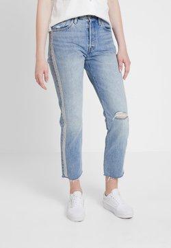 Levi's® - 501® CROP DIAMOND IN THE ROUGH 501 CROP - Jeans a sigaretta - rough 501 crop