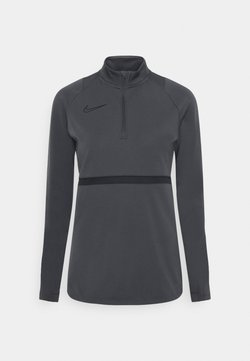 Nike Performance - DRY ACADEMY  - Fleece trui - anthracite/black