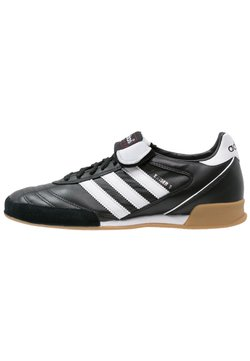 adidas Performance - KAISER 5 GOAL - Indoor football boots - black/running white