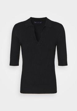 Marks & Spencer London - T-Shirt basic - black