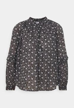 Noa Noa - VOILE - Bluse - black