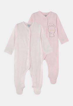 OVS - NEWBORN GIRL 2 PACK - Pijama de bebé - heavenly pink