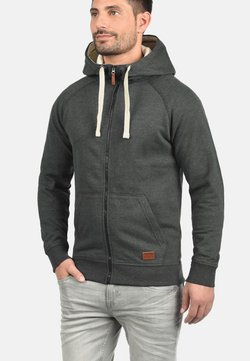 Blend - SPEEDY - Sweatjacke - charcoal