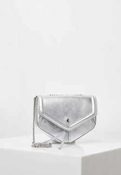 RISA - Umhängetasche - silver