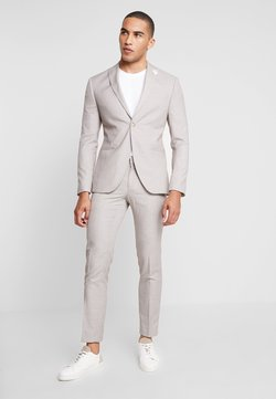 Isaac Dewhirst - WEDDING SUIT LIGHT NEUTRAL - Costume - beige