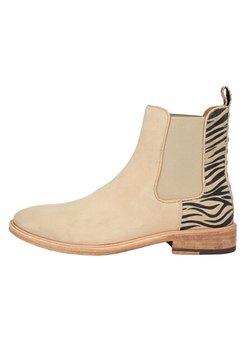 Crickit - ABIGAIL MIT ZEBRA - Ankle Boot - camel