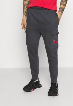Nike Sportswear - COURT PANT - Jogginghose - anthracite