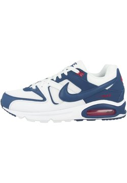 Nike Sportswear - AIR MAX COMMAND - Sneakers laag - white-mystic navy-cardinal red